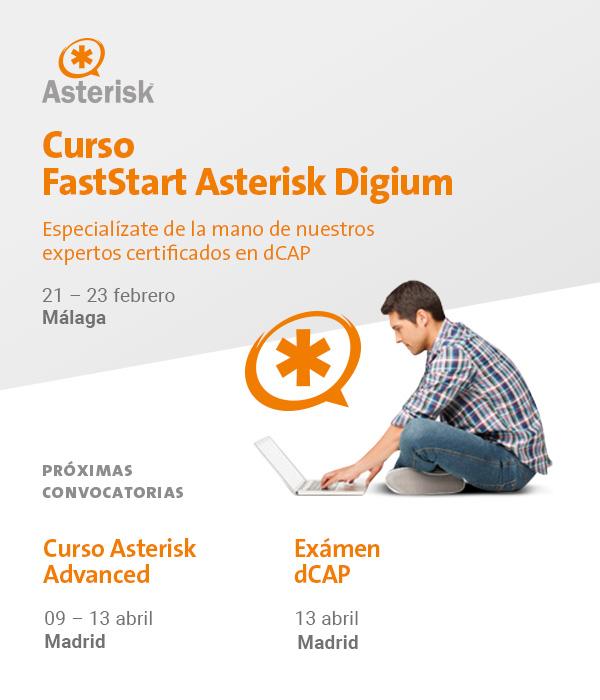 Digium Asterisk Fast Start Training - Avanzada 7