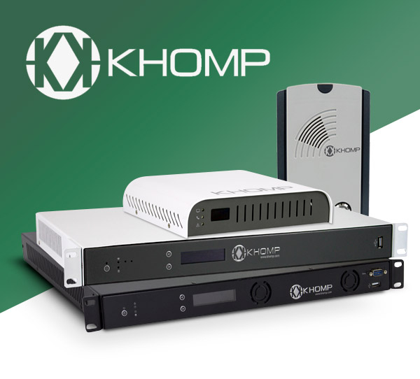 Imagen: Advanced and Khomp sign distribution agreement