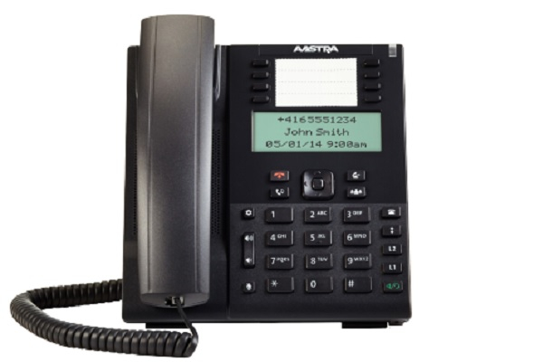 Mitel 6865i SIP phone PoE (PSU sold separately)