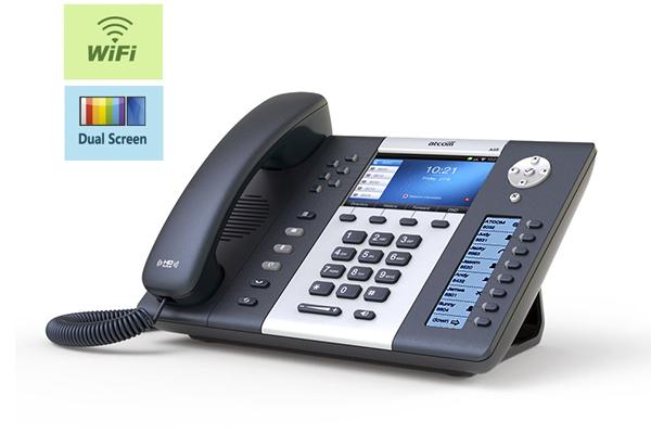 Desktop IP Phones - Avanzada 7