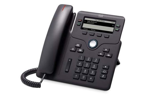 Cisco IP Phone 8851 - Avanzada 7
