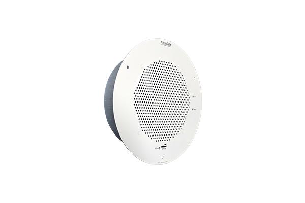 Imagen 1: Cyberdata altavoz VoIP para techo (signal white)