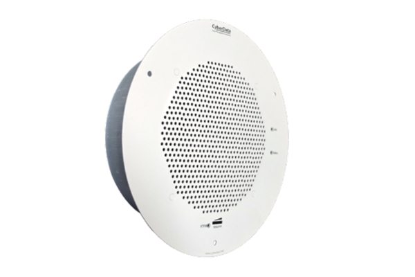 SIP ceiling speaker from Cyberdata 011393 now available in the online store of Advanced Avanzada 7