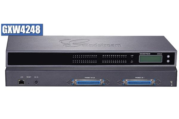 Imagen 1: Gateway Grandstream GXW4248 (48 FXS)
