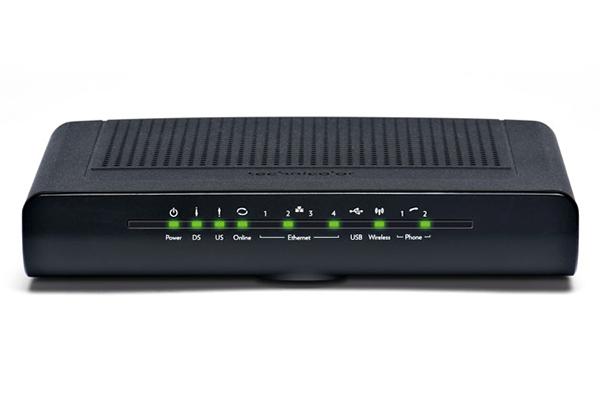 Cable Modem Technicolor Tc7200 20 Wifi