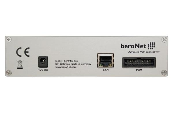 Gateway Beronet BF4004S0Box (4 BRI, ampliable)
