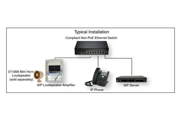 Cyberdata VoIP Amplifier 011405 G.722 voice codecs already available in Avanzada 7