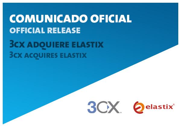 Elastix adquiere 3CX - Avanzada 7