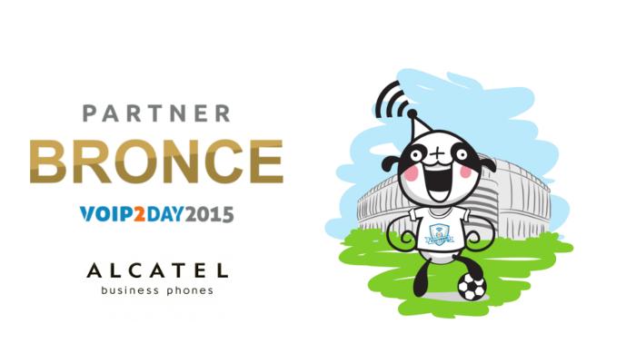 Alcatel patrocina VoIP2DAY15