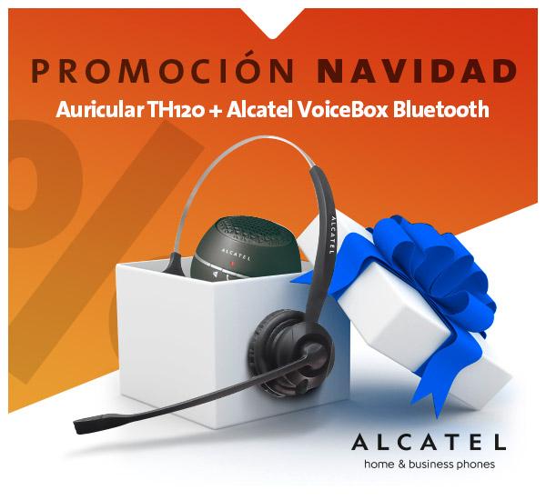 Imagen: Estas Navidades, Alcatel y Avanzada 7 os traen regalos y descuentos exclusivos