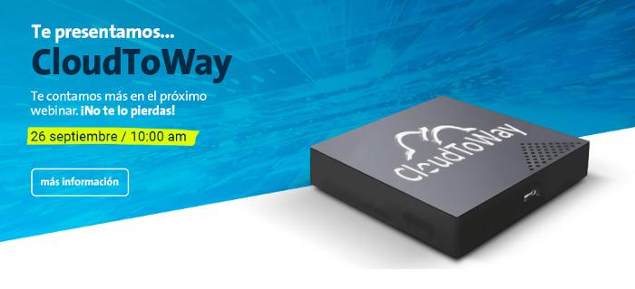Webinar CloudToWay - Avanzada 7