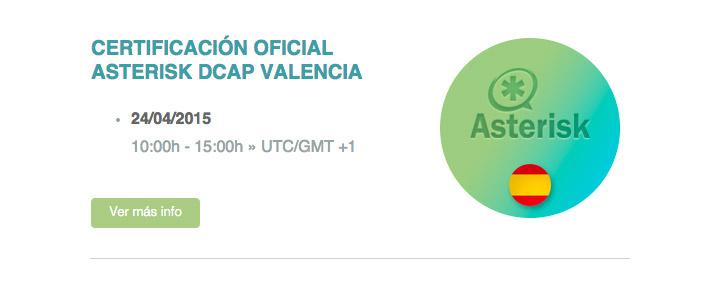 CURSO ASTERISK ADVANCED EN VALENCIA - Avanzada 7