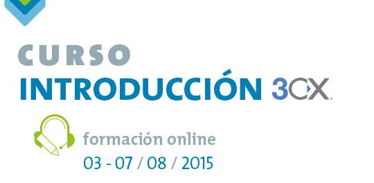 Imagen: Curso Introducción a 3CX (03 al 07 agosto, 2015)
