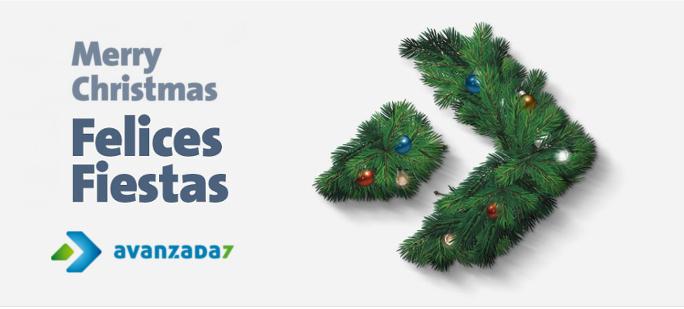 Feliz Navidad 2015 - Avanzada 7