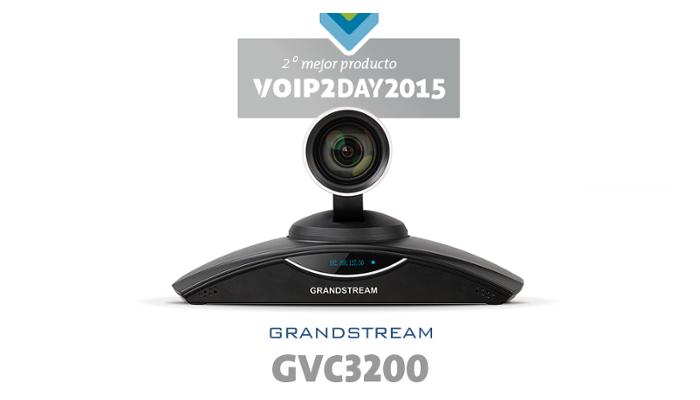 Grandstream GVC3200 VoIP2DAY 2015 - Avanzada 7