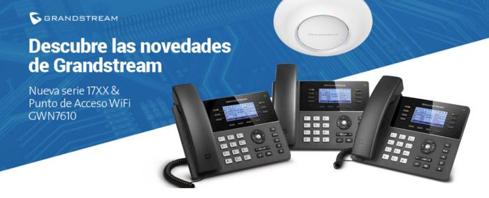 Grandstream Punto Acceso WiFi y Serie17XX - Avanzada 7