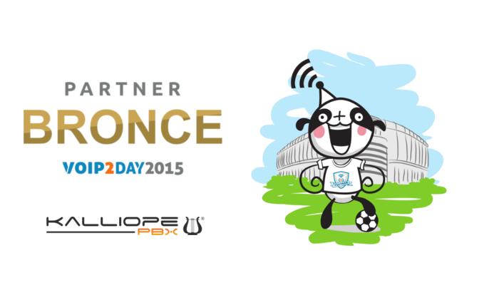 Kalliope PBX patrocina VoIP2DAY 2015 - Avanzada 7