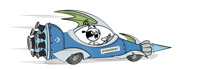 Imagen: Y el ganador del Karting VoIP fue...