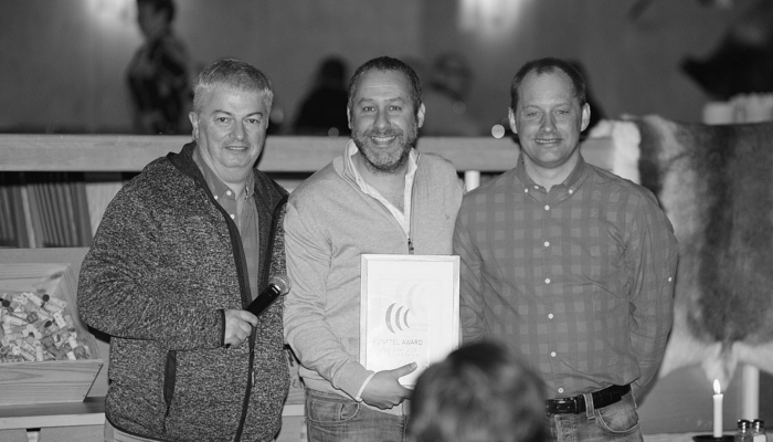 Imagen: Avanzada 7 recibe el Premio: Largest Growth Konftel 2016