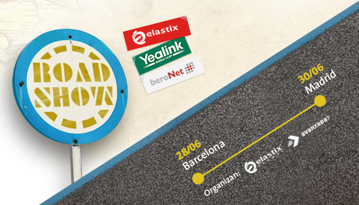 Imagen: Roadshow: Elastix | beroNet | Yealink