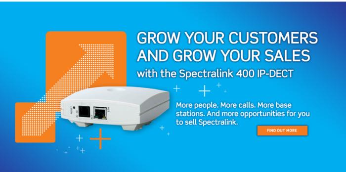 Imagen: Actualizaciones de Spectralink 400 IP-DECT Server | Nuevo firmware