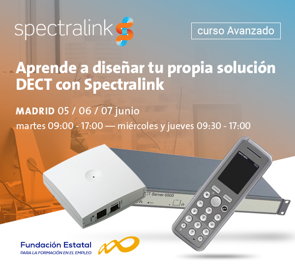 Curso Spectralink DECT - Avanzada 7
