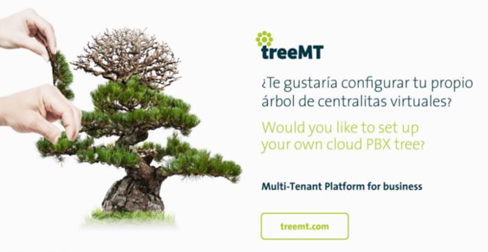 Imagen: Descubre treeMT y configura tu propio árbol de Centralitas Virtuales