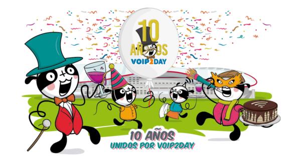VoIP2DAY 2017 10º Aniversario - Avanzada 7