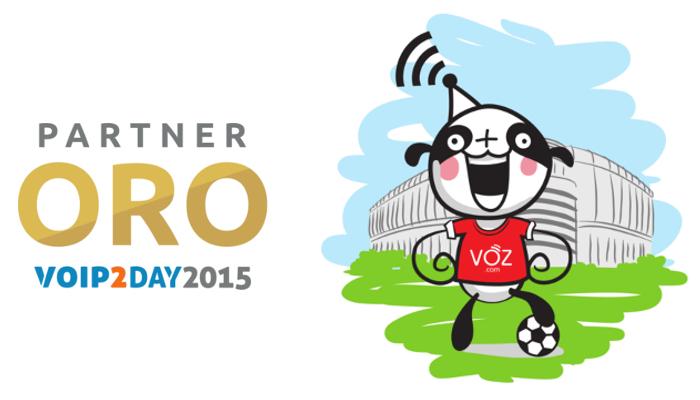 Imagen: VOZ.COM apuesta, por tercer año consecutivo, por VoIP2DAY