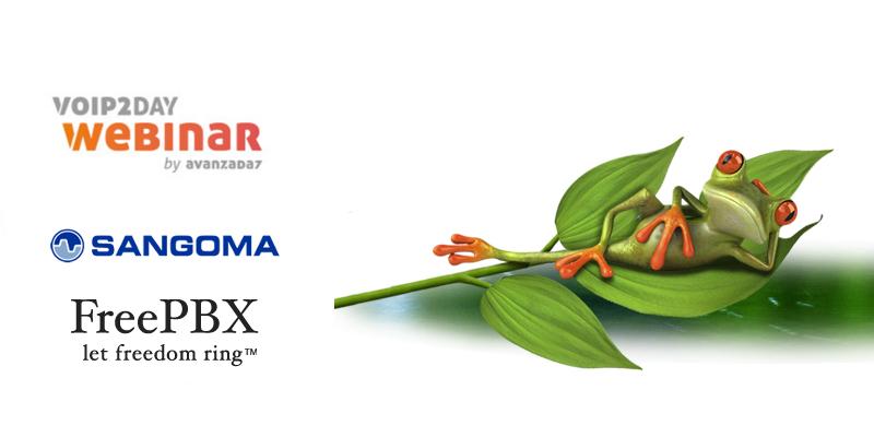 VoIP2DAY Webinar Sangoma FreePBX - Avanzada 7