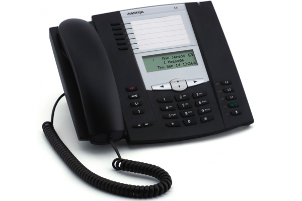 Imagen 1: Teléfono IP Mitel SIP 6753i
