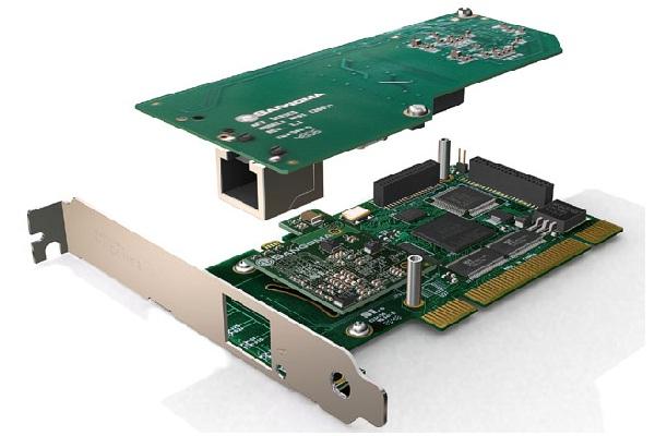 Imagen 1: Tarjeta Sangoma A101D (1E1 PCI + Echo Cancel)