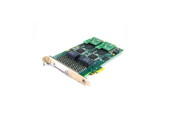 Imagen 1: Tarjeta Sangoma A116E (16E1 PCIe - NO E.C. +panel)
