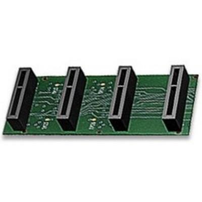 Imagen 1: Backplane Sangoma 4 conectores A500