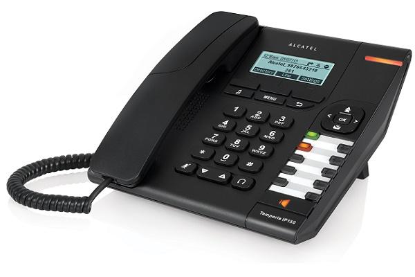 Imagen 1: Terminal IP Alcatel Temporis IP150