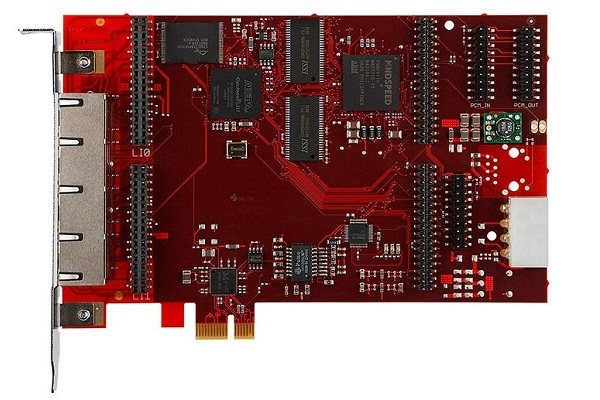 Imagen 1: Tarjeta Beronet berofix BF400e (PCIe)