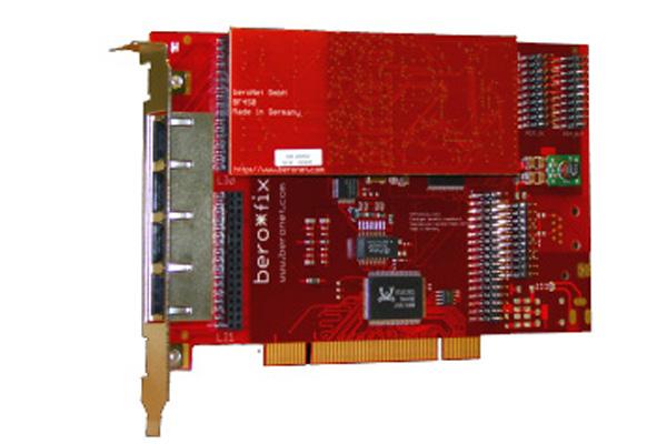 Imagen 1: Tarjeta Beronet berofix BF6400 (PCI)