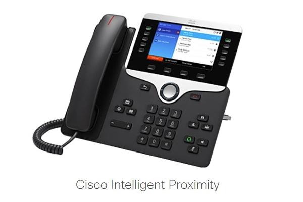 Teléfono IP de Cisco 8861 compatible con hasta 3 módulos de expansión 8800 y con 2 puertos USB ya disponible en Avanzada 7