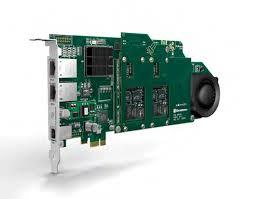 Imagen 1: Tarjeta transcoding Sangoma D500-100E 400chan PCIe