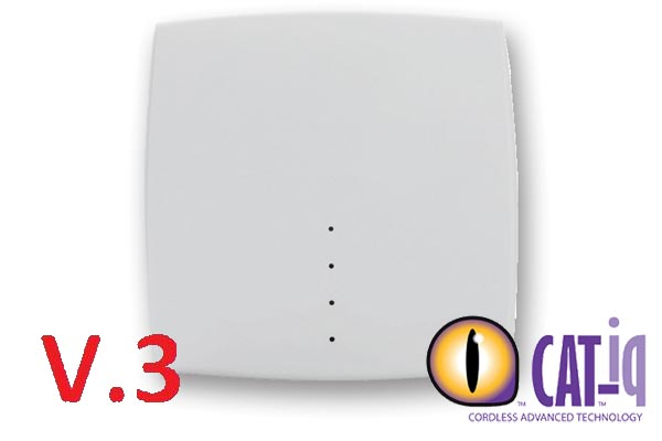 Imagen 1: Antena interior Mitel dual DECT RFP 43 IP