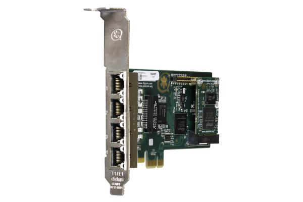 Tarjeta Digium TE236 con 2 puertos PRI 2E1 y PCI ya disponible en Avanzada 7