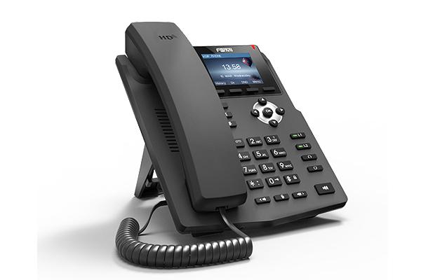 Imagen 1: Teléfono IP Fanvil X3SP PoE
