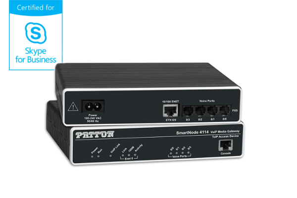Imagen 1: Gateway Patton SN4112 - 2FXO