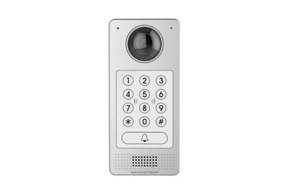 Videoportero Grandstream GDS3710 con PoE integrado y resolución de hasta 1080p