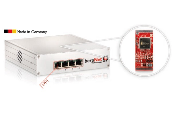 Imagen 1: Gateway 2 PRI beronet Modular