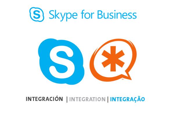 Avanzada 7 ofrece asesoramiento para integrar Skype for Business en su centralita Asterisk