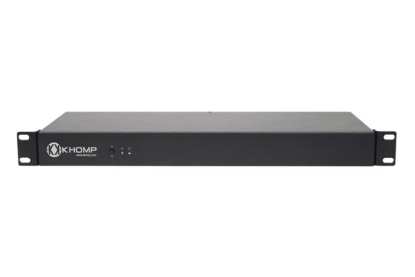 Gateway Khomp KMG 200MS con 1 enlace E1/T1 y conector RJ ya disponible en la tienda online de Avanzada 7
