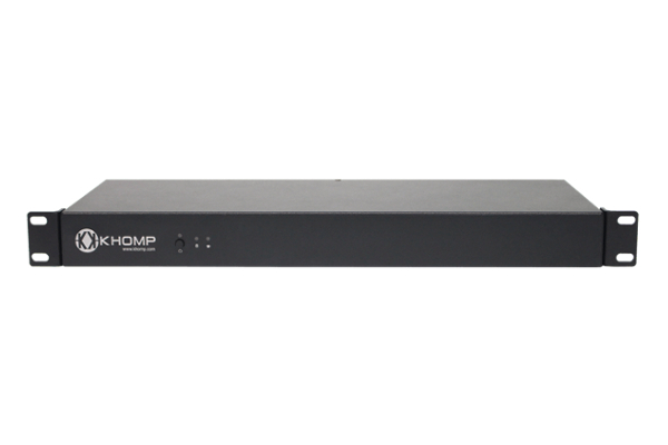 Gateway Khomp KMG 200MS con 2 enlaces E1/T1 y opción de ampliar con modulos ya disponible en Avanzada 7