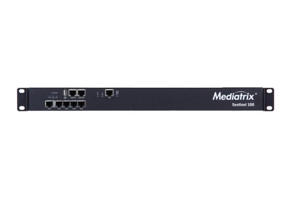 Gateway Mediatrix con SBC que incorpora 5 puertos Gigabit 10/100/1000Mbps RJ45 ya disponible en Avanzada 7