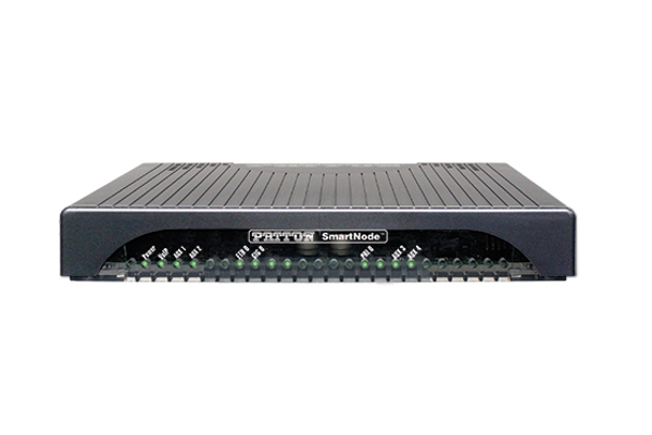 Gateway Patton SN4170 con opción de High Precision Clock y hasta 30 llamadas simultáneas